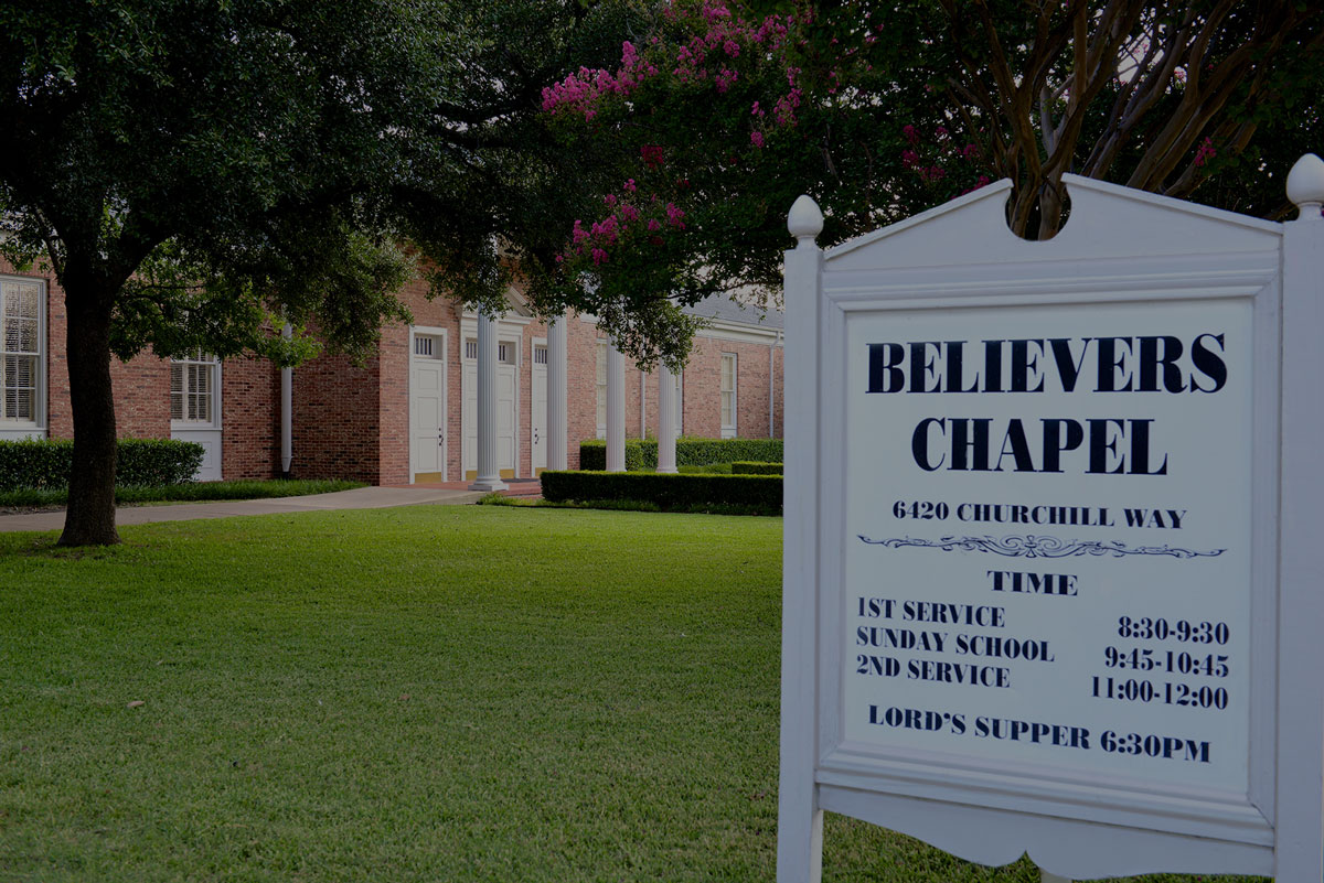 Believers Chapel Dallas